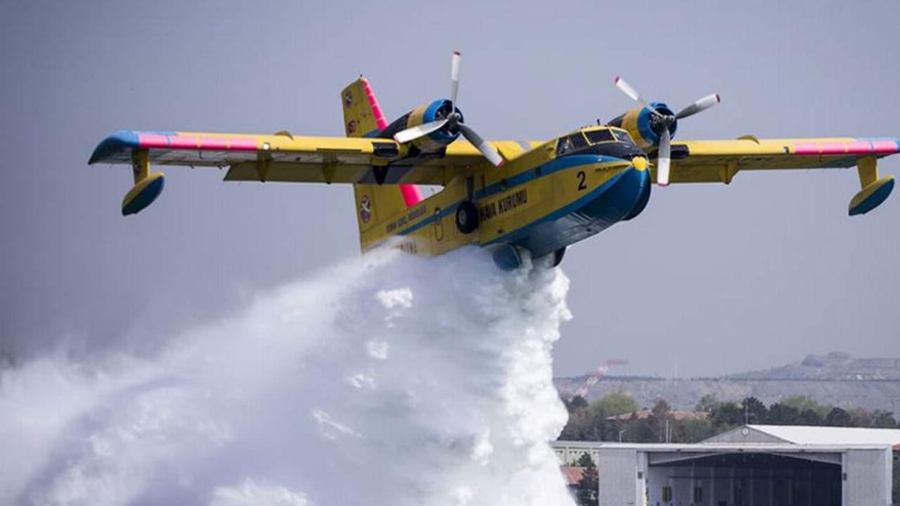 Türkiye'nin gündemindeki soru: Yangın uçakları nerede ?