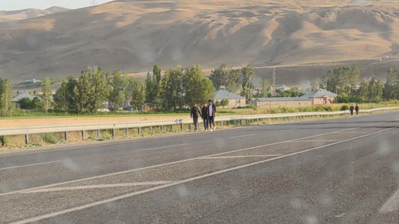 Kaçak Afganların Türkiye'ye nasıl sızdıkları ortaya çıktı - Resim: 1