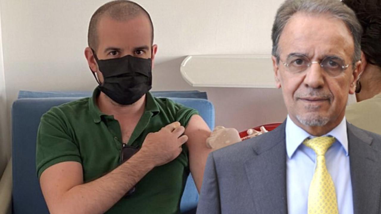 ''Mehmet Ceyhan'ın oğlu aşı olmuyormuş tezinin sonu...''