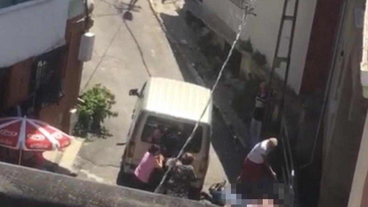 İstanbul'da 4 kişinin öldürüldüğü kavganın görüntüleri dehşete düşürdü
