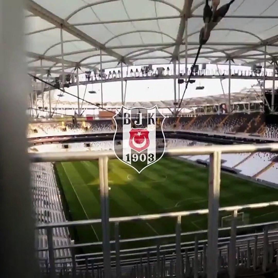 Beşiktaş'tan Galatasaray'a Şampiyonlar Ligi göndermesi