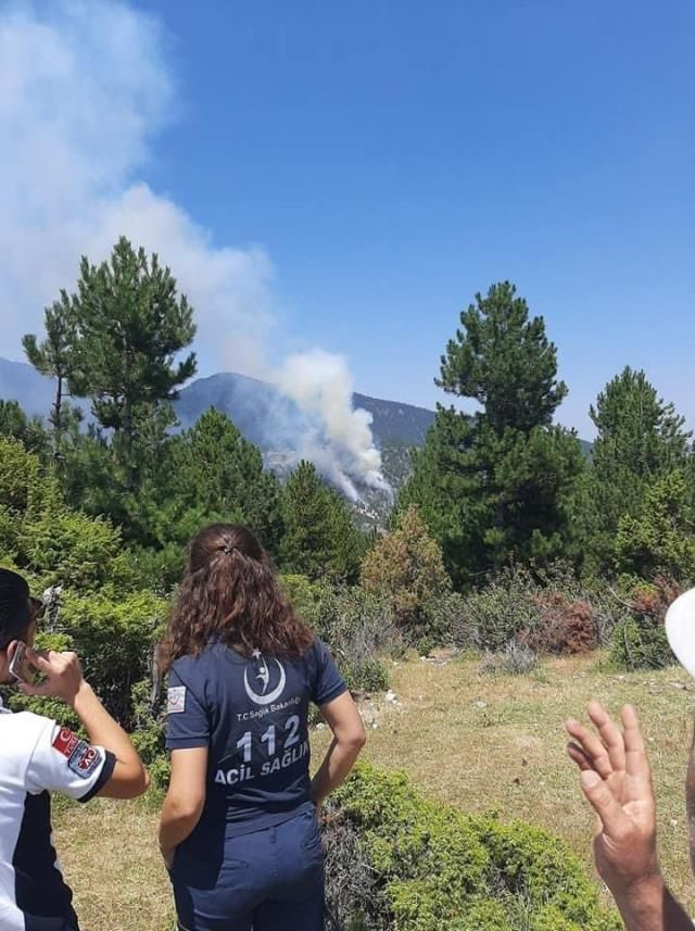 Güzel haberler geldi: 4 ilde orman yangınları kontrol altına alındı - Resim: 3