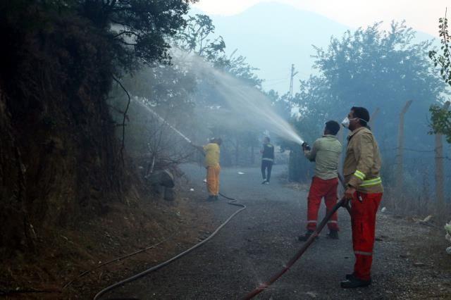 Güzel haberler geldi: 4 ilde orman yangınları kontrol altına alındı - Resim: 2