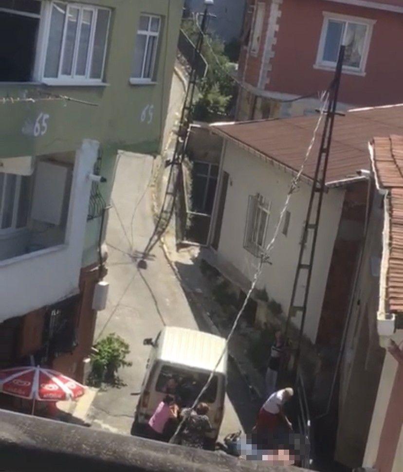 İstanbul'da 4 kişinin öldürüldüğü kavganın görüntüleri dehşete düşürdü - Resim: 3