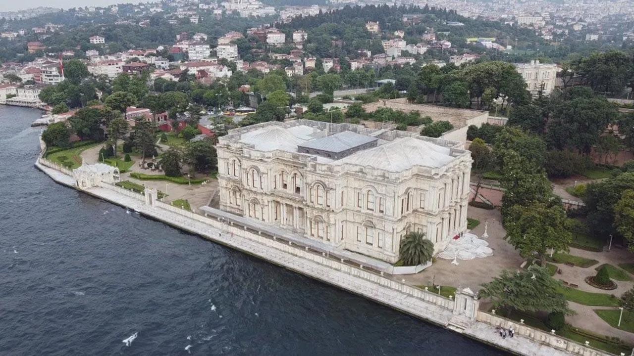 İstanbul'da Beylerbeyi Sarayı'nın rıhtımı halka açıldı