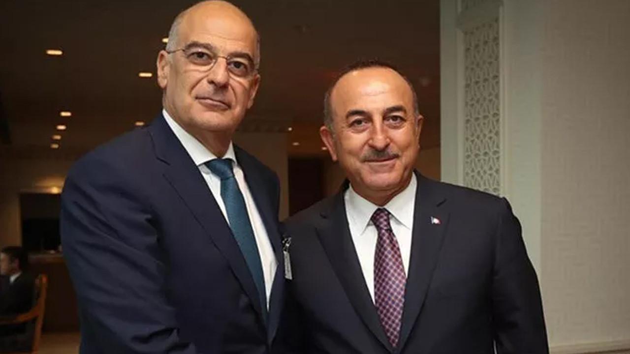 Bakan Çavuşoğlu'na Yunanistan'dan geçmiş olsun telefonu
