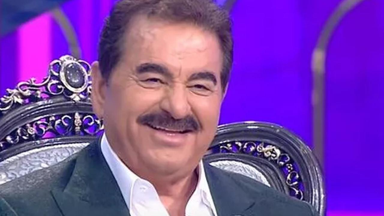İbrahim Tatlıses güzel oyuncuya hayran kaldı: Sen ne beter oyuncuymuşsun be kardeşim