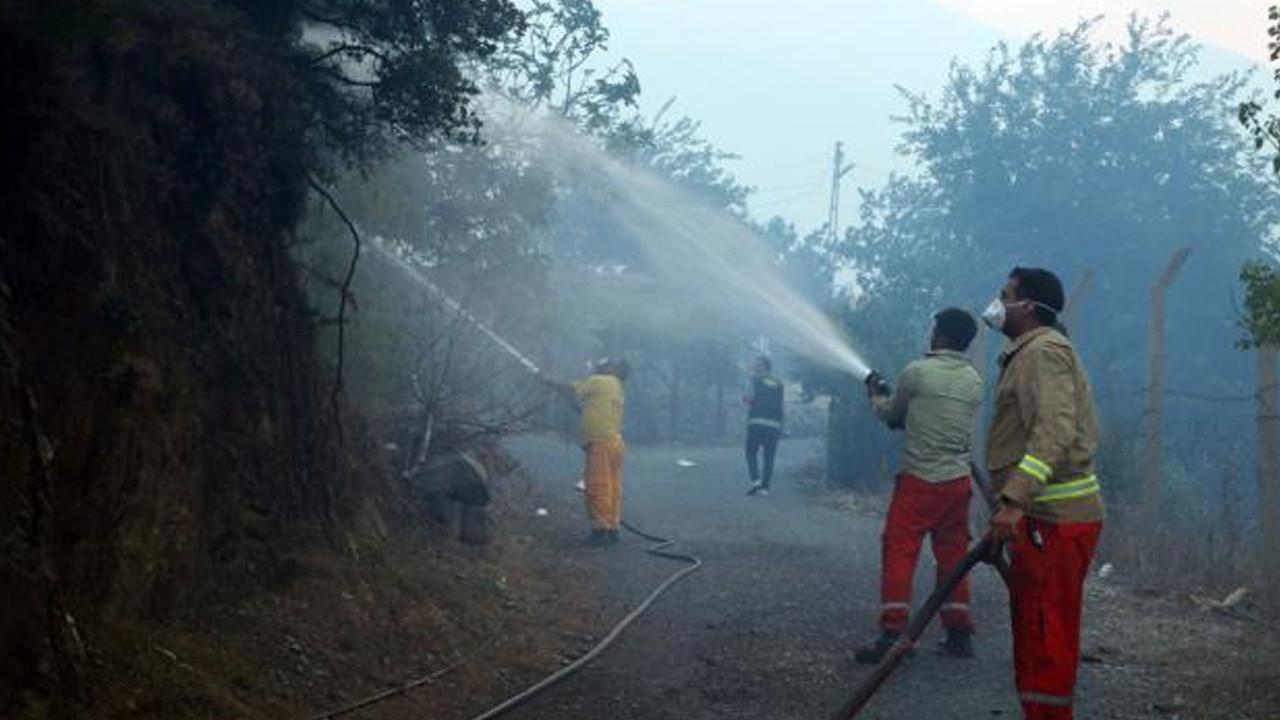 Güzel haberler geldi: 4 ilde orman yangınları kontrol altına alındı
