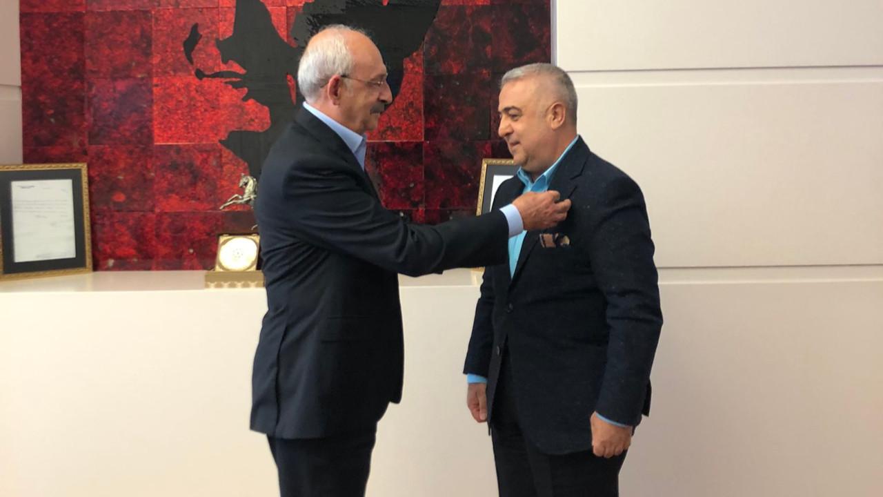 AK Parti'nin kurucu ismi, eski milletvekili CHP'ye katıldı