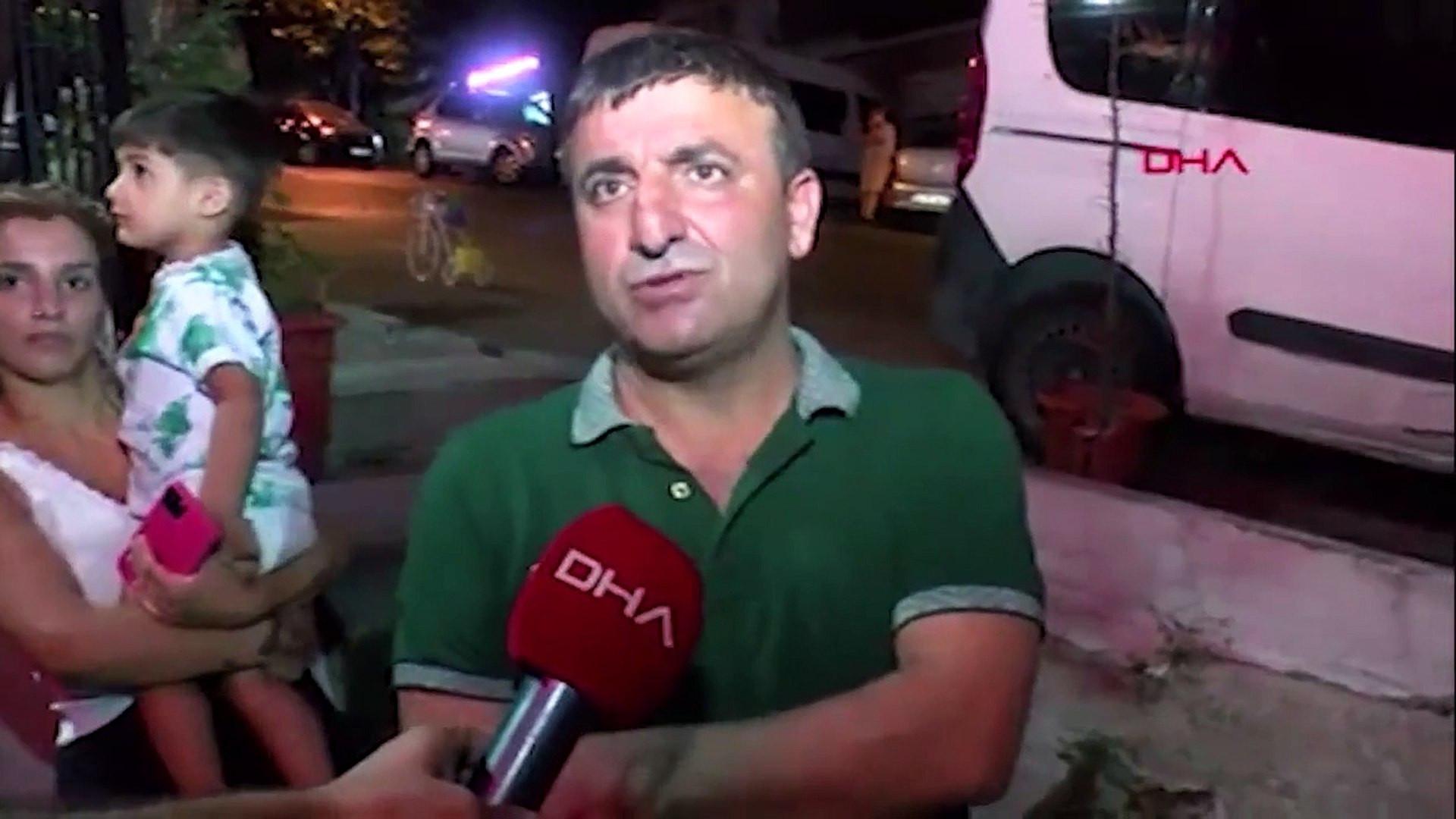 İstanbul'da işkenceci babaya meydan dayağı