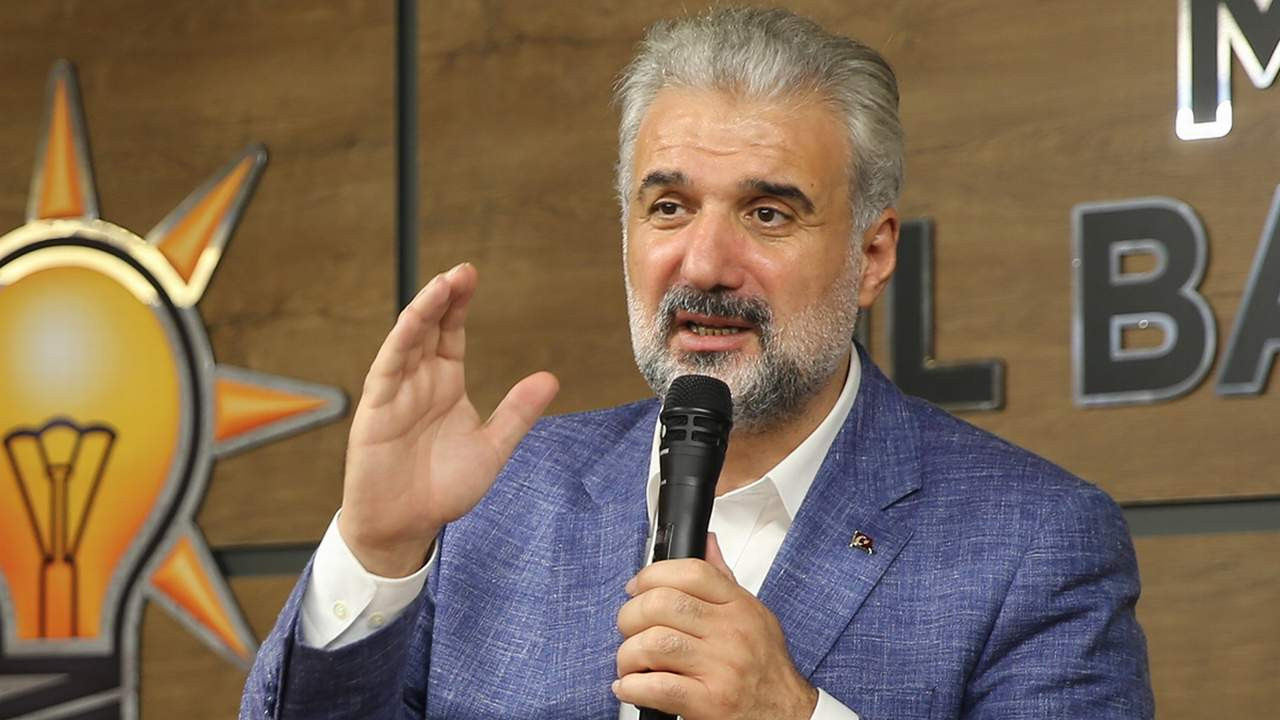 AK Parti İstanbul İl Başkanı: ''Herkesin birinci sınıf olduğu bir ülke inşa ettik''