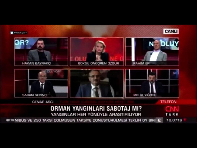 Türkiye yanarken THK'yı yöneten AK Partili isim düğünden çıktı