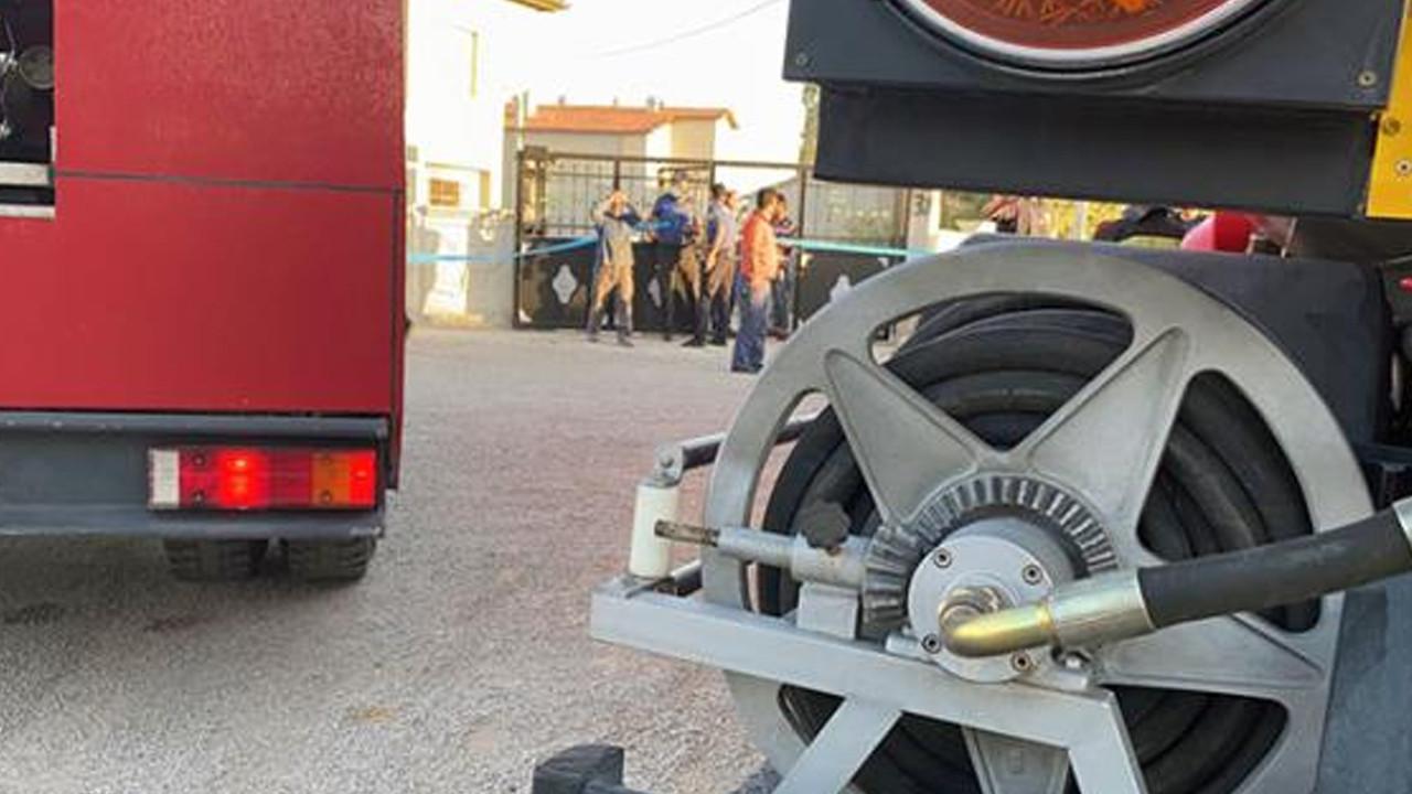 Konya'da bir eve düzenlenen silahlı saldırıda 6 kişi öldürüldü