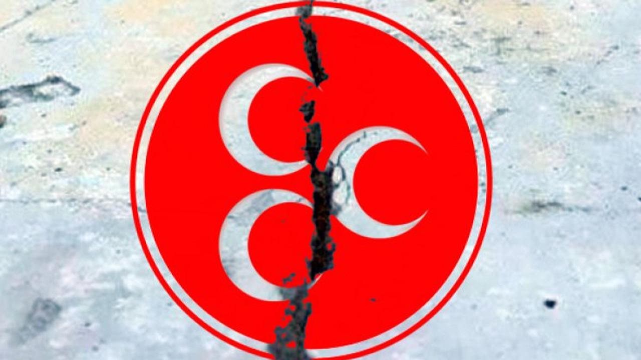 MHP'de istifa depremi: Ardı arkası kesilmiyor