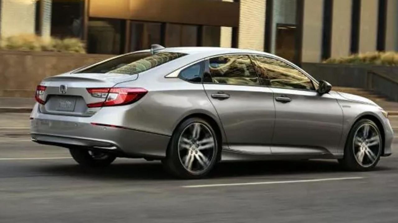 Honda'nın City ve Accord modellerinin satış tarihi belli oldu
