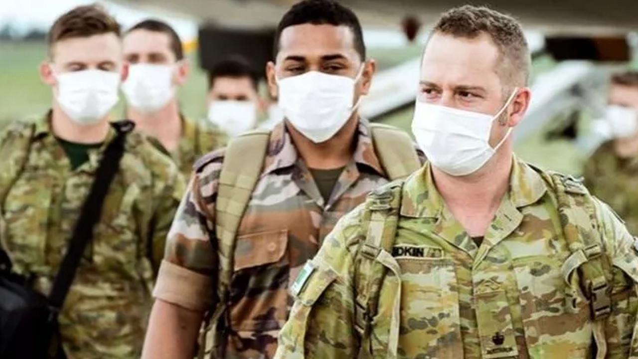 O ülkede koronavirüs vakaları yükseliyor: Askerler devreye girdi