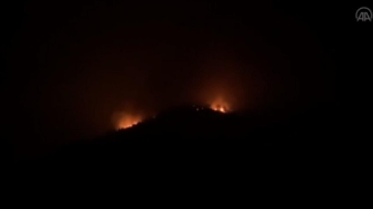 Antalya'da bir orman yangını daha!
