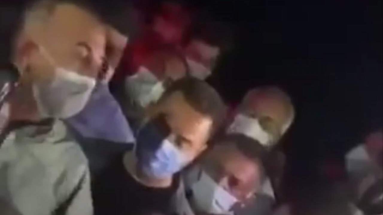 Yangın bölgesinde bakan yuhalandı: ''Türkiye Cumhuriyeti'nin 3 tane uçağı mı var''
