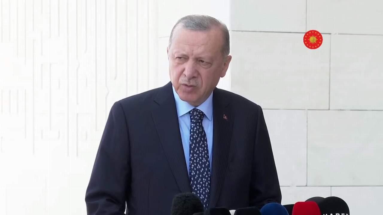 Erdoğan: ''THK'nın elinde uçaklar varmış... THK'da uçak yok!''
