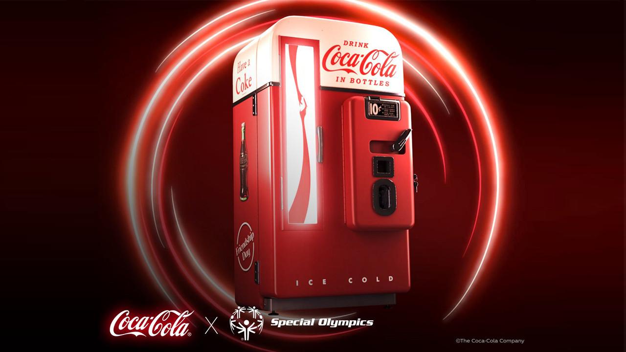 Coca-Cola, ilk NFT'sini satışa sunuyor