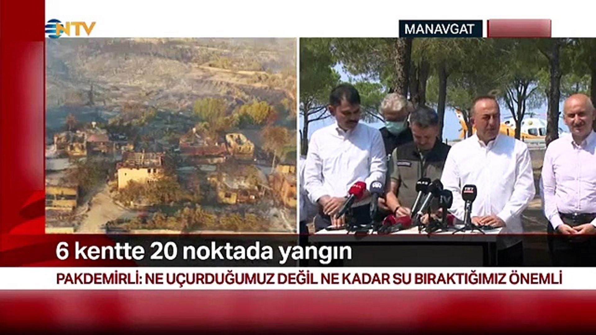 Antalya'da yuhalanan Bakan Çavuşoğlu'ndan ilk açıklama