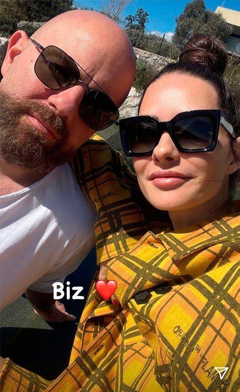 Yasemin Özilhan ile İzzet Özilhan da karavan modasına uydu - Resim: 4