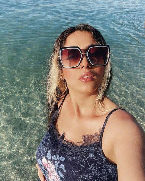 Gelin adayı Solmaz'ın transparan kıyafeti sosyal medyayı salladı - Resim: 2