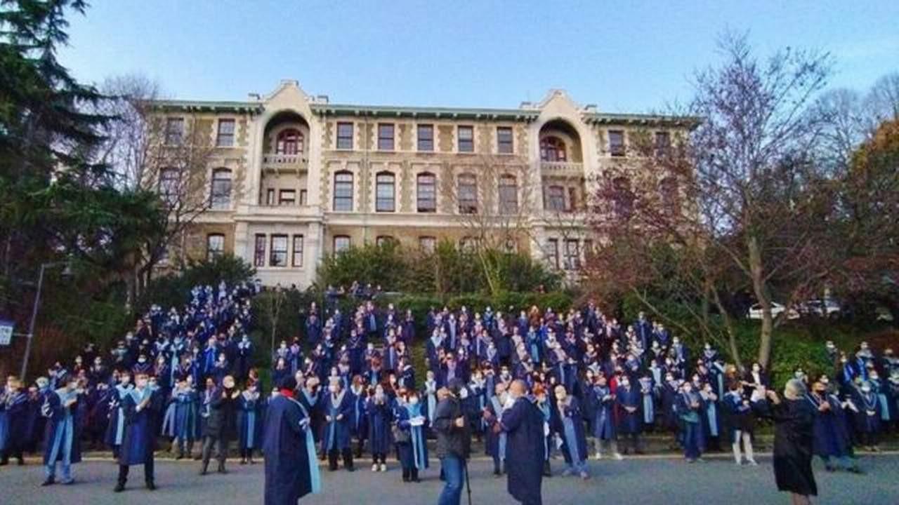 Boğaziçi Üniversitesi akademisyenleri destek verdikleri adayları açıkladı