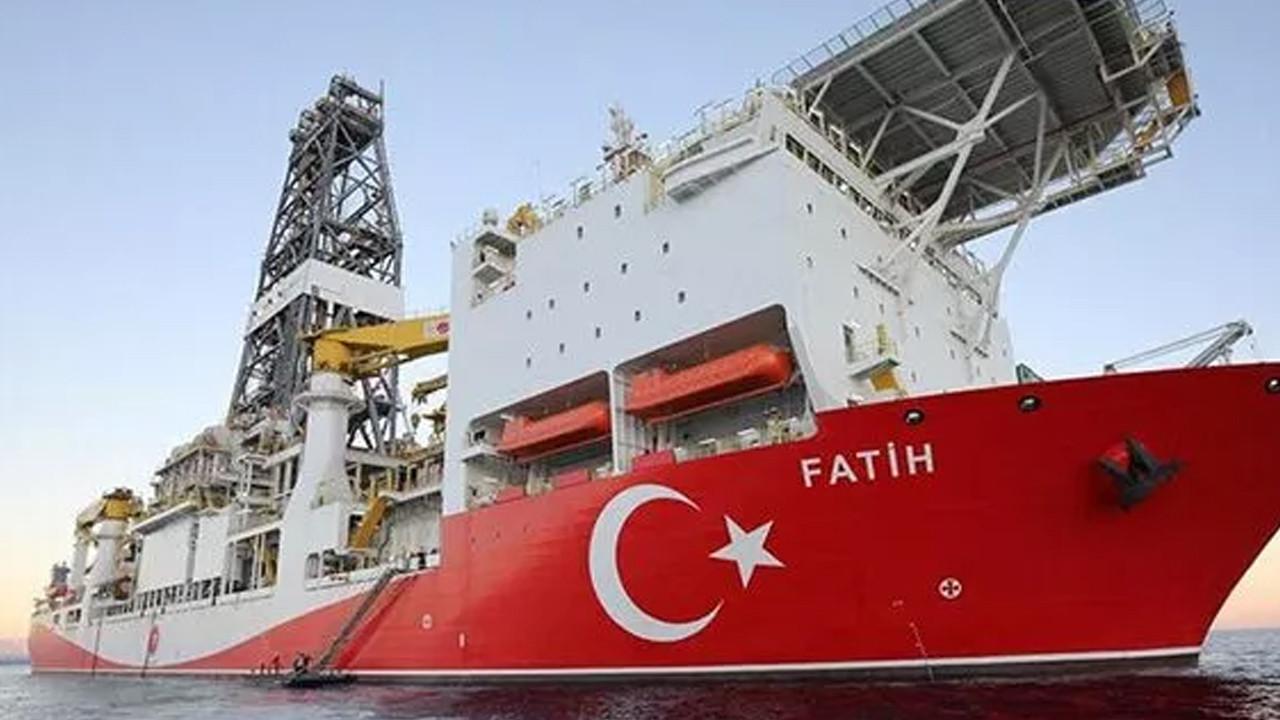 Bakan duyurdu: Fatih sondaj gemisi göreve başladı