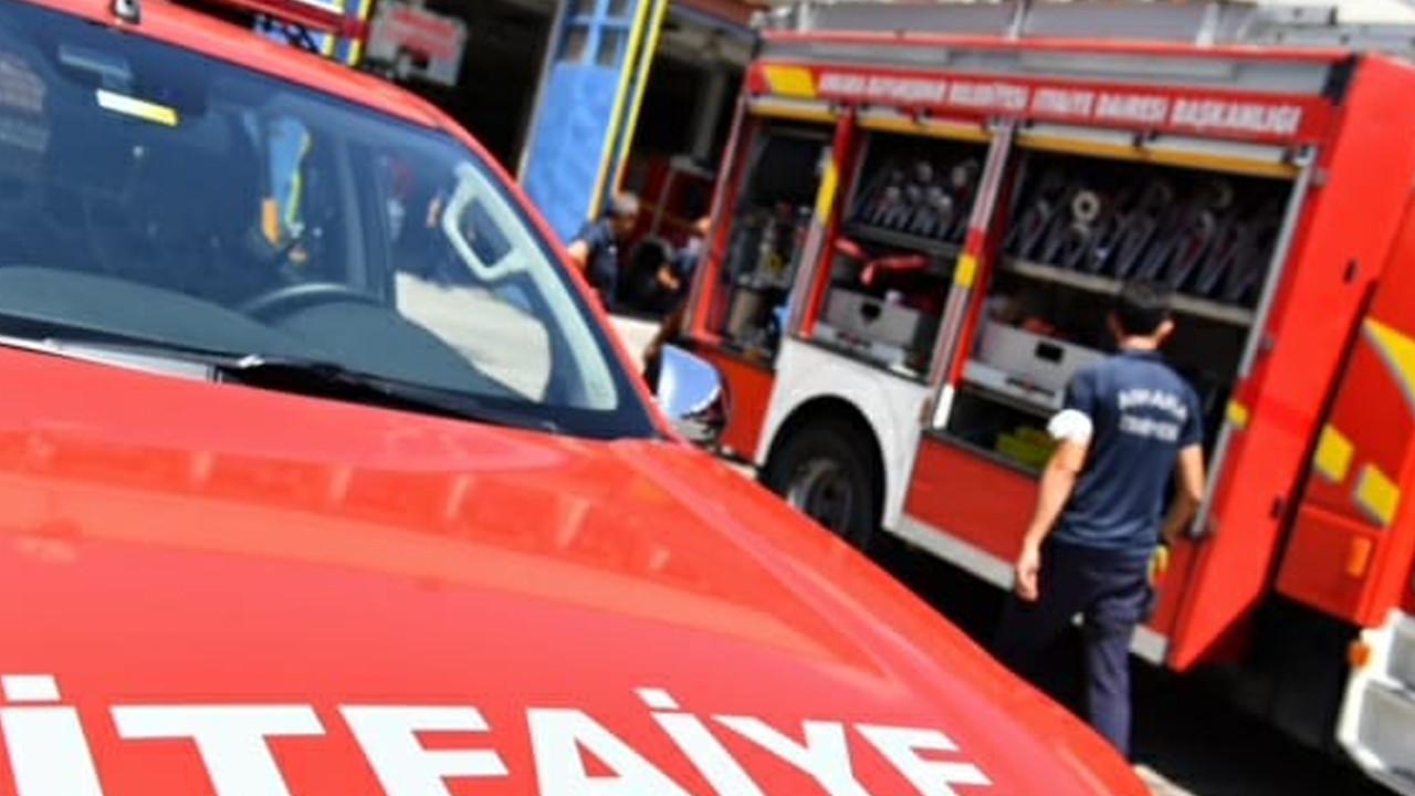 Ankara Büyükşehir Belediyesi'nden orman yangınları için yardım seferberliği