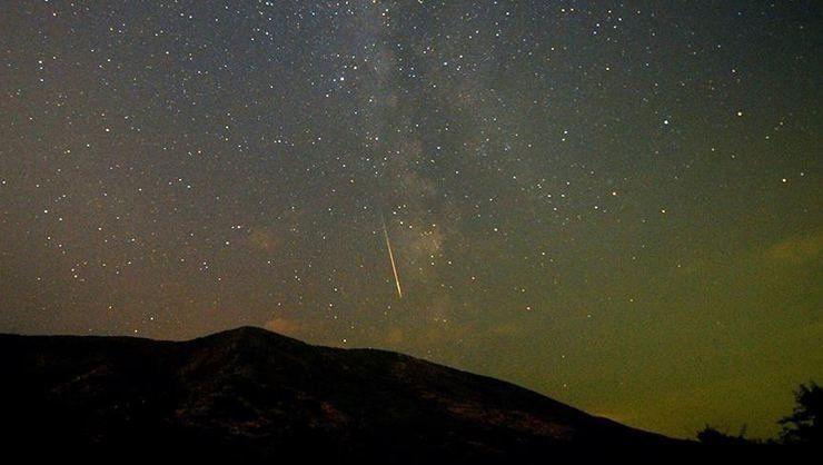 Meteor yağmuru başlıyor! Türkiye'den de izlenecek - Resim: 3