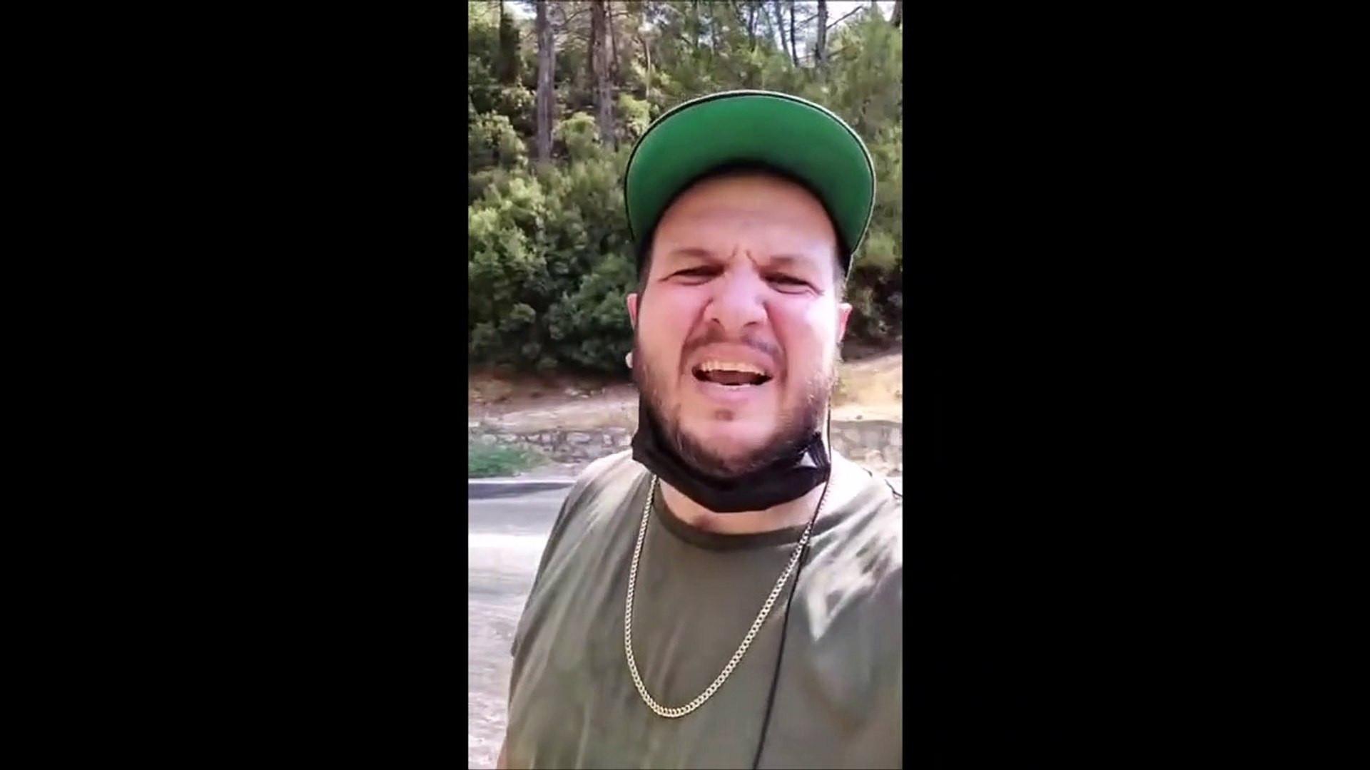 Şahan Gökbakar sosyal medyadan bağıra bağıra helikopteri getirdi