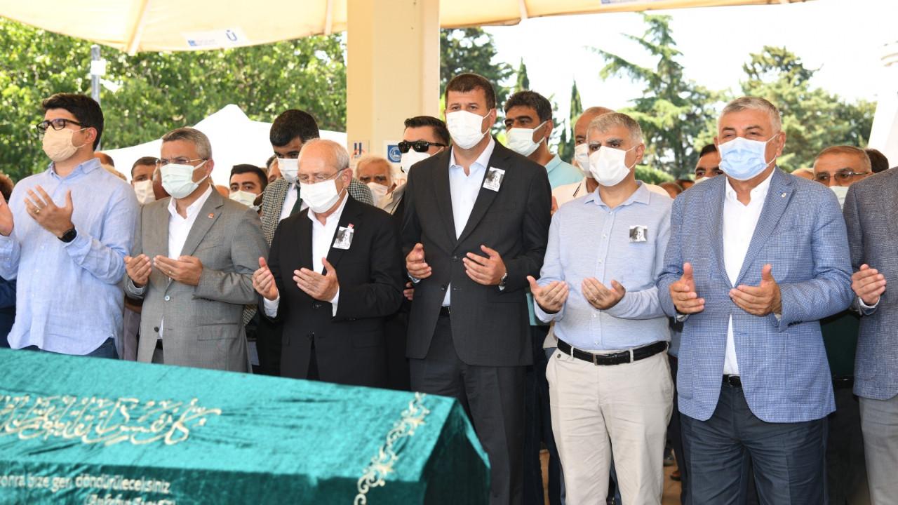 Kadıköy Belediye Başkanı Şerdil Dara Odabaşı'nın acı günü