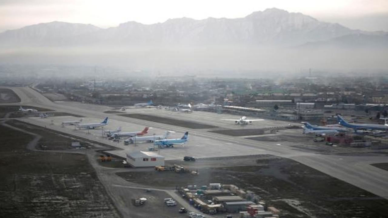 Afganistan'da uçak seferleri durduruldu