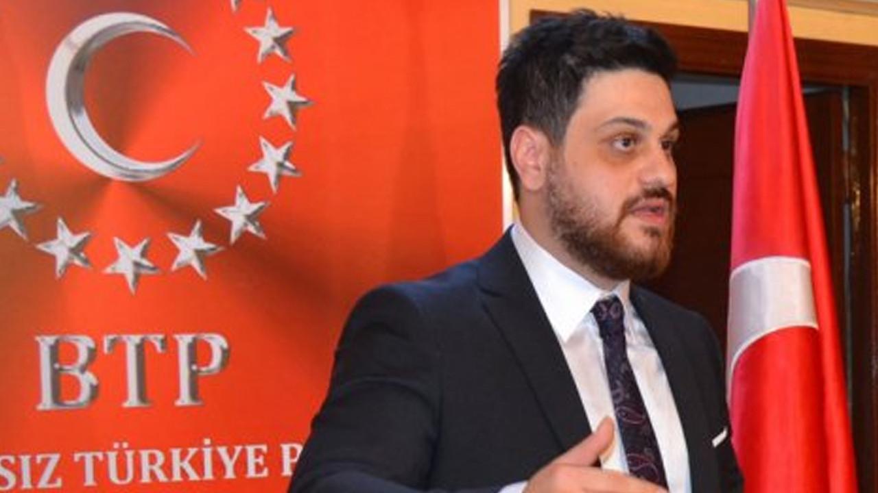 BTP lideri Hüseyin Baş: Makam aracı yerine yangın söndürme aracı alsaydık!