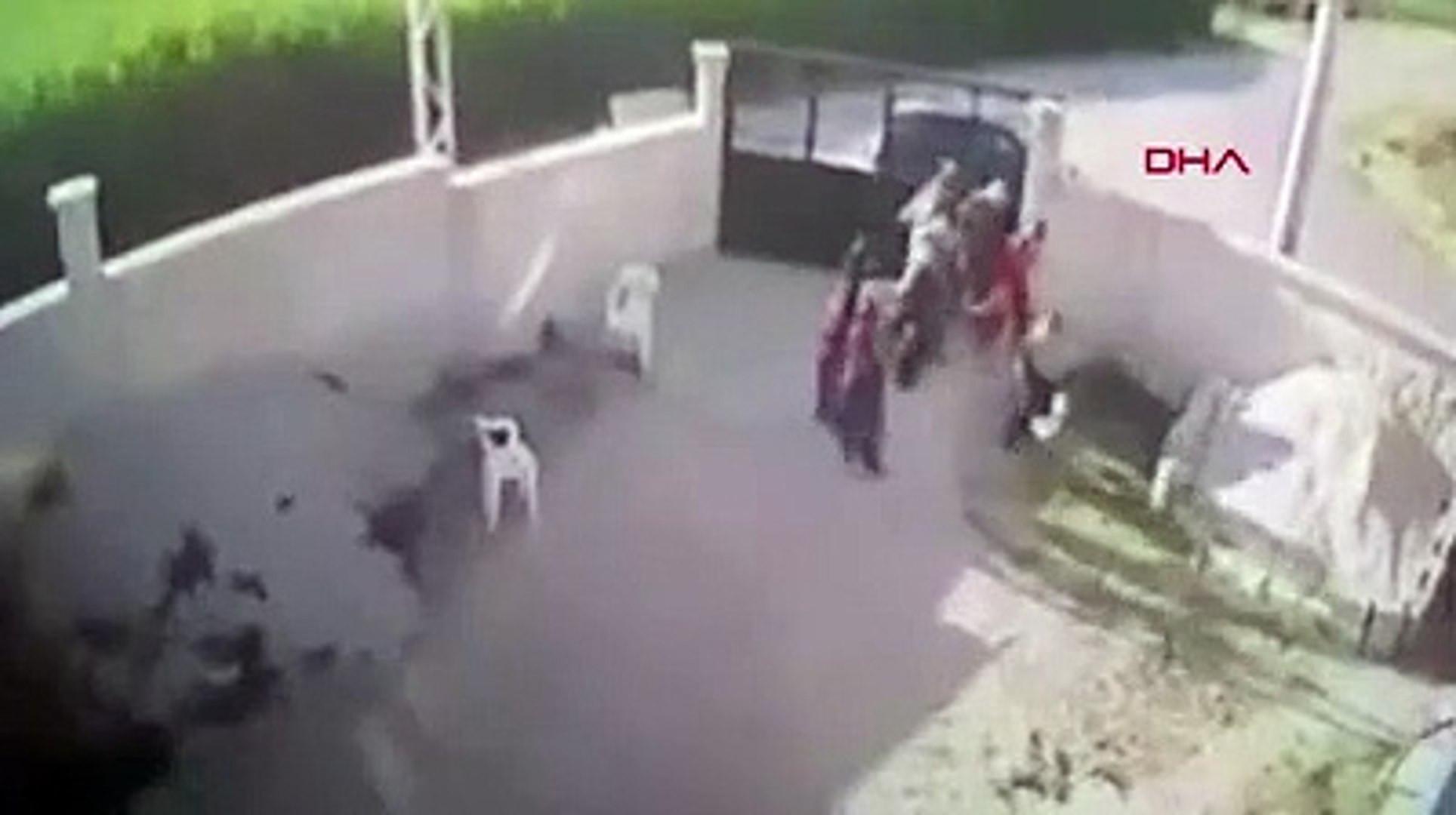 Konya'daki 7 kişinin öldürüldüğü katliamın görüntüleri ortaya çıktı