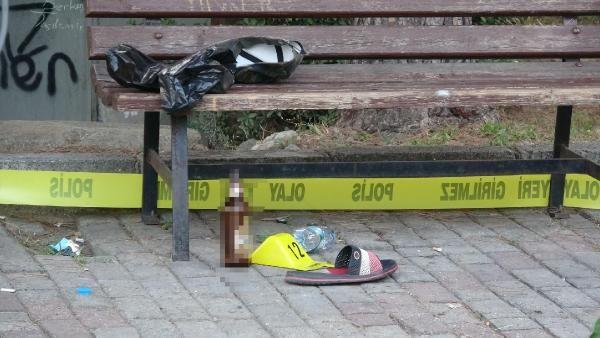 Parkta bıçaklı kavga: 1 ölü, 3 yaralı