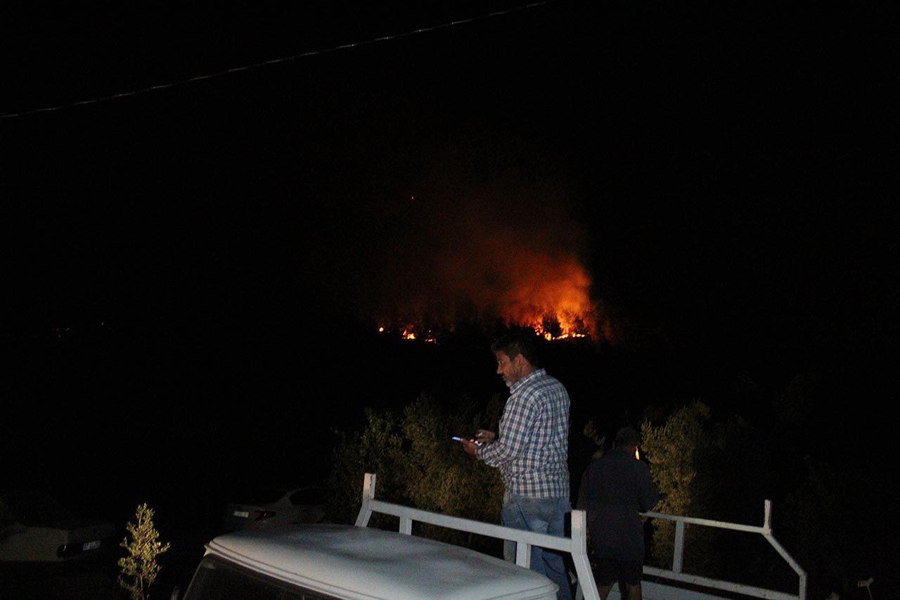 Manavgat'ta hareketli gece: Silahını alan koştu - Resim: 3