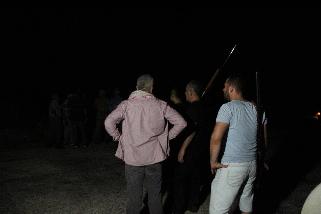 Manavgat'ta hareketli gece: Silahını alan koştu - Resim: 4