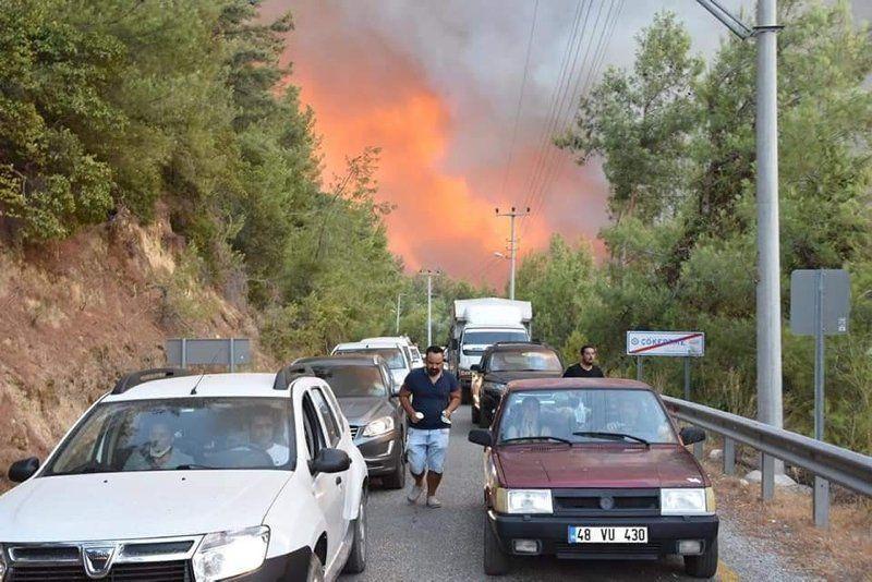 Mahalleler boşaltıldı... Çaresizliğin fotoğrafı objektiflerde - Resim: 2