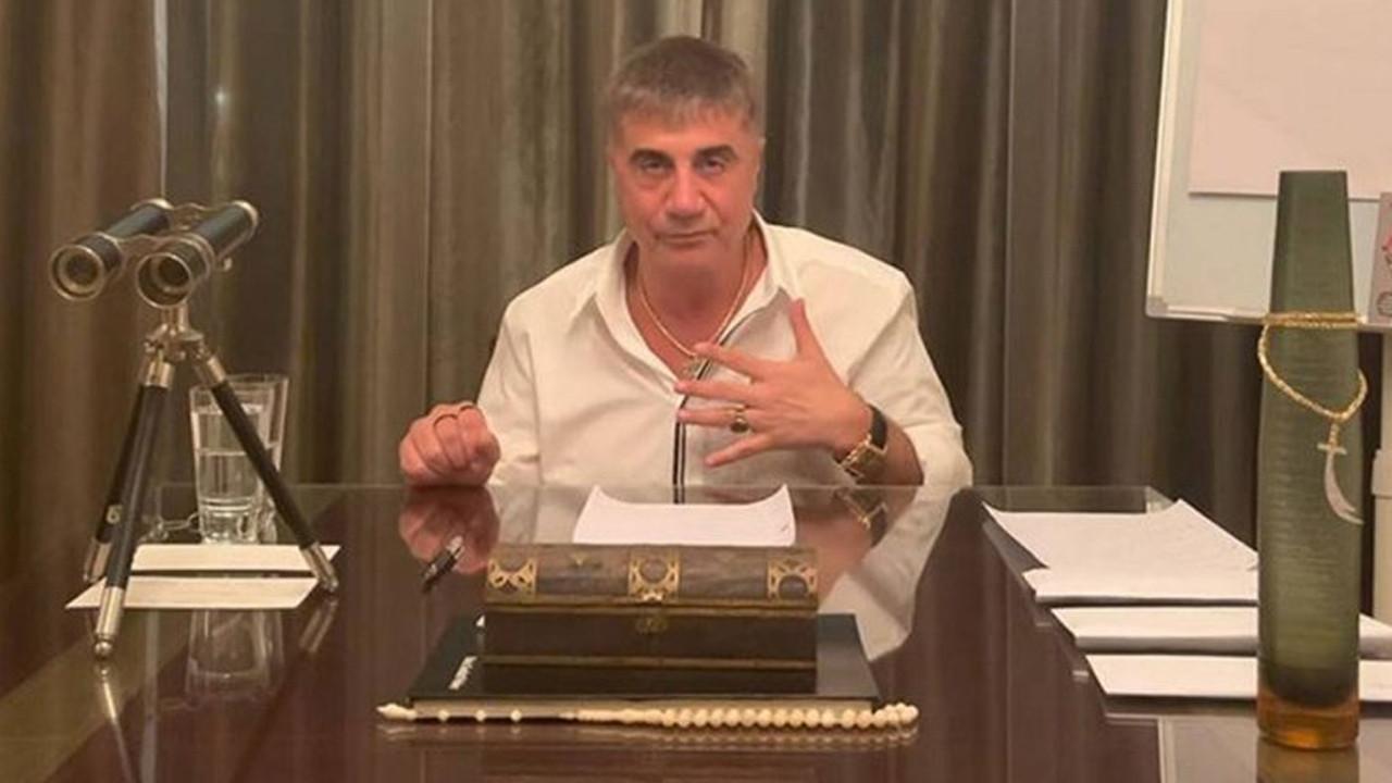 Sedat Peker, yangınlar için yardım isteyen yurttaşları hedef gösterenlere tepki gösterdi