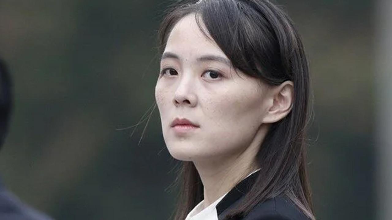 Kuzey Kore lideri Kim'in kız kardeşinden ABD uyarısı