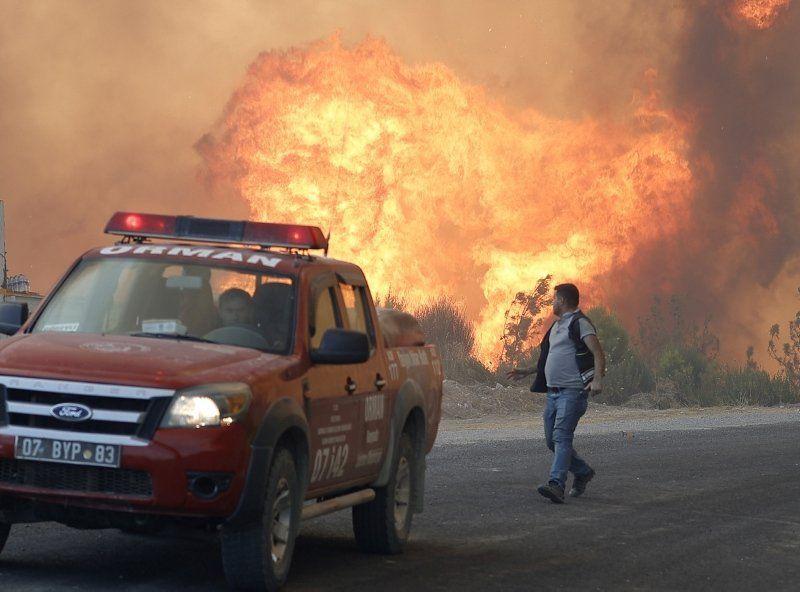 Manavgat'taki orman yangınında asker polis bu 2 kişinin peşinde - Resim: 3