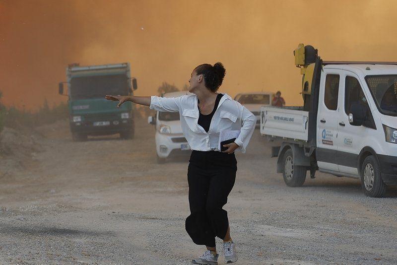 Manavgat'taki orman yangınında asker polis bu 2 kişinin peşinde - Resim: 4