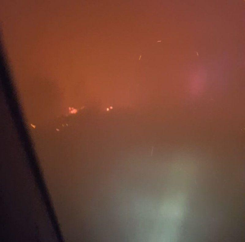 Manavgat'taki yangında dehşete düşüren sözler: ''200 metre alev topunun içinde kaldık'' - Resim: 2