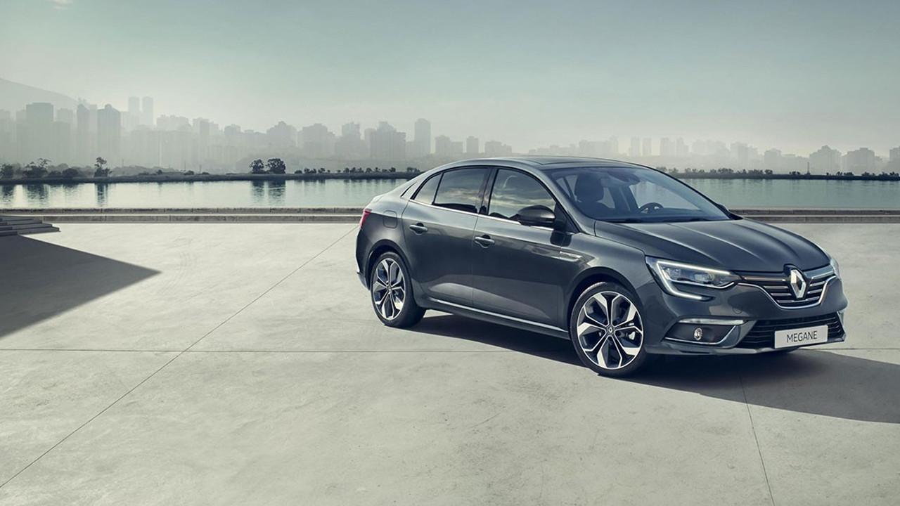 Renault Megane Sedan'ı Karsan üretecek
