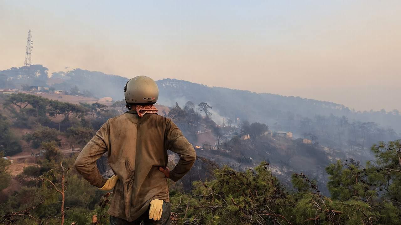İBB yetkilisi Marmaris'ten uyardı: ''Böyle giderse komple yanar''