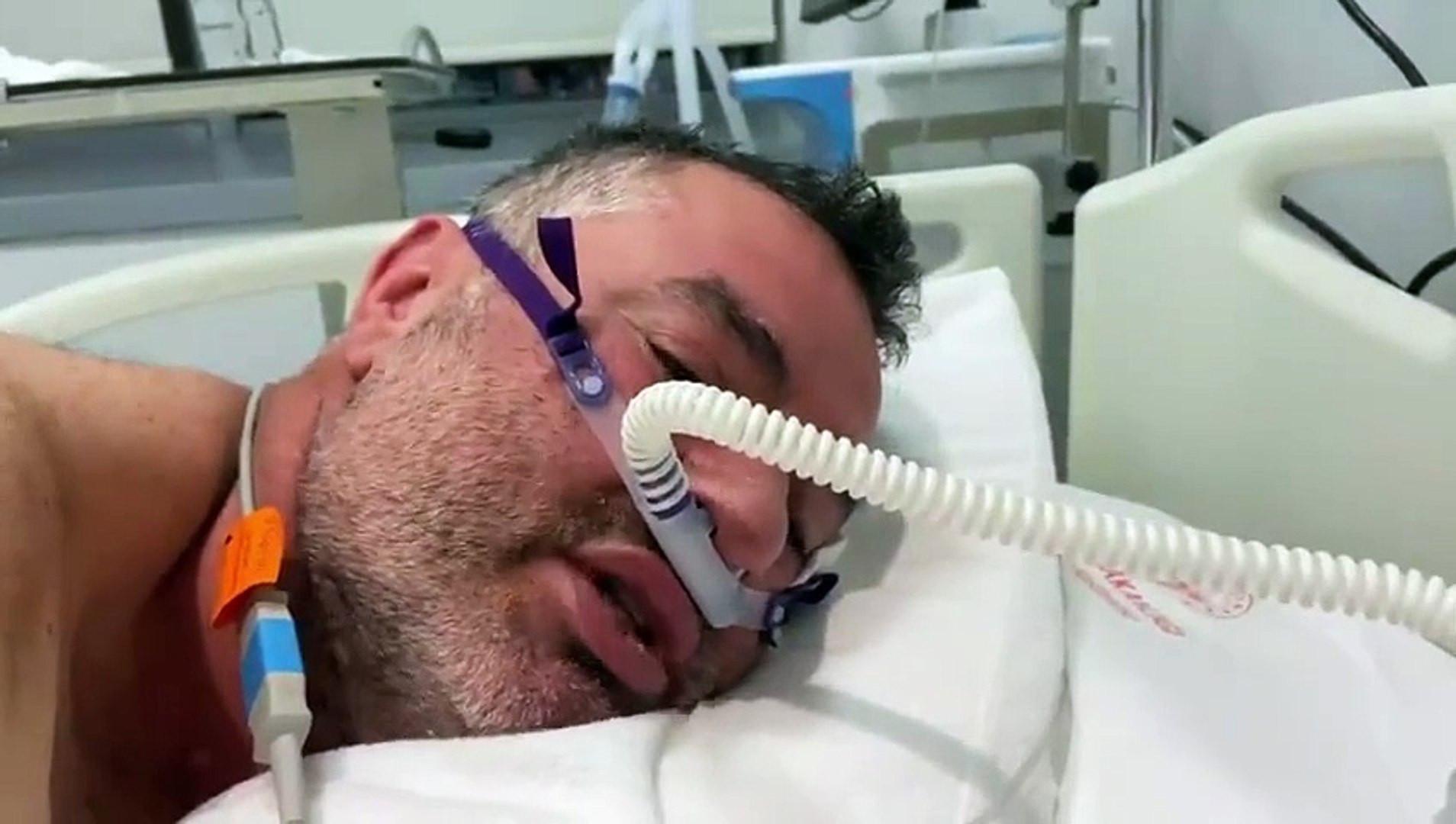 Bakan Koca'dan tepki çeken paylaşım: Yoğun bakım hastasını paylaştı