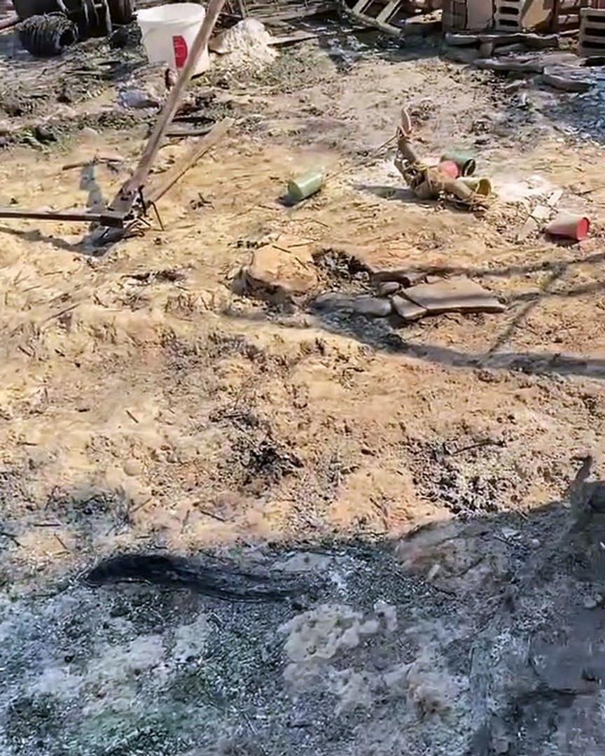 Tuğba Özay çiftliğinin son halini paylaştı: ''Daha fazla acı çekmemi istediniz''