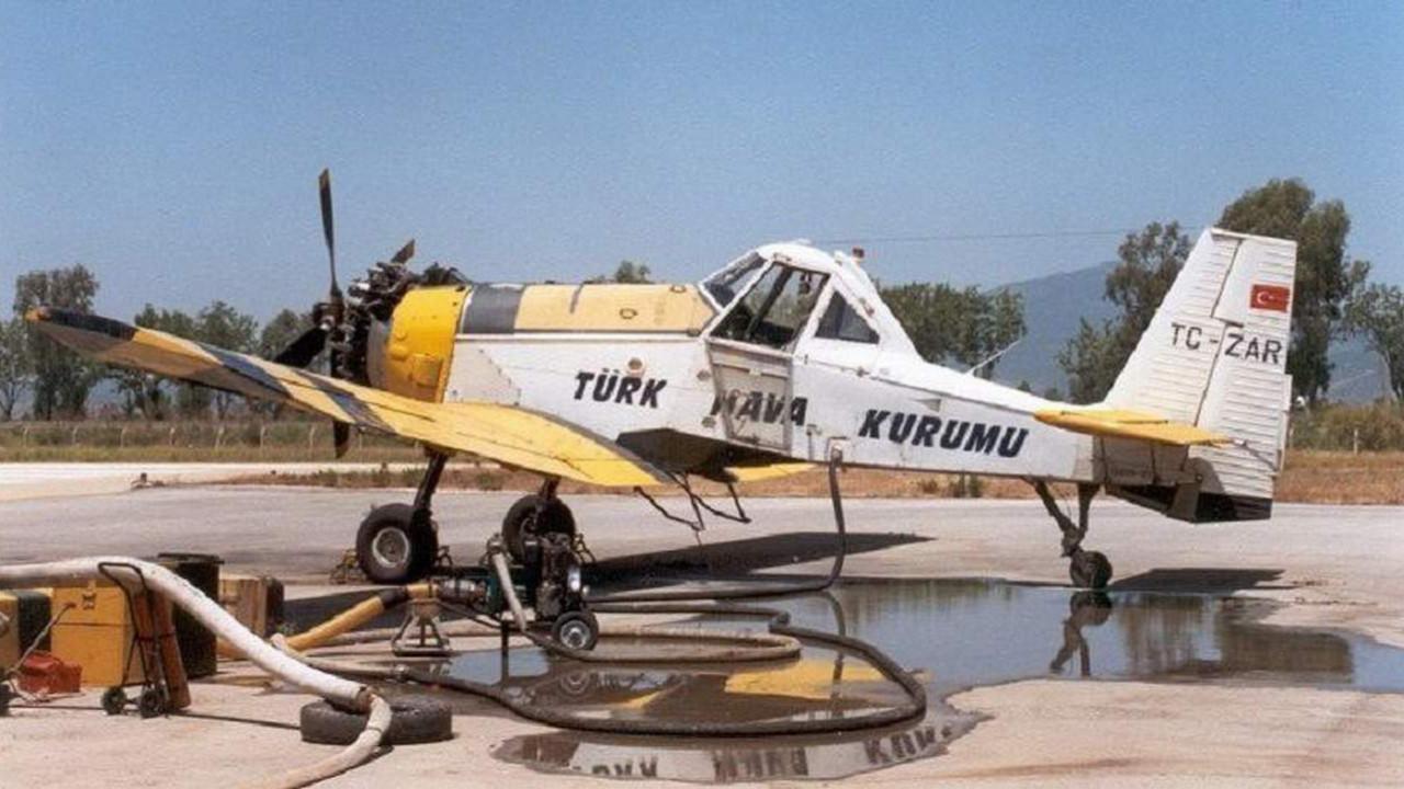 AK Partili isimden yangın uçakları için skandal paylaşım